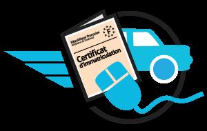 Démarche en ligne pour faire sa carte grise ou permis de conduire